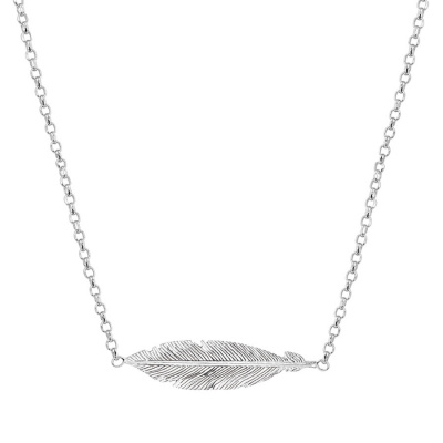 Selected Jewels Feather Ketting 1319792
