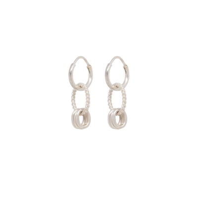 ANNA + NINA Essentials Earring 18-1M902022S