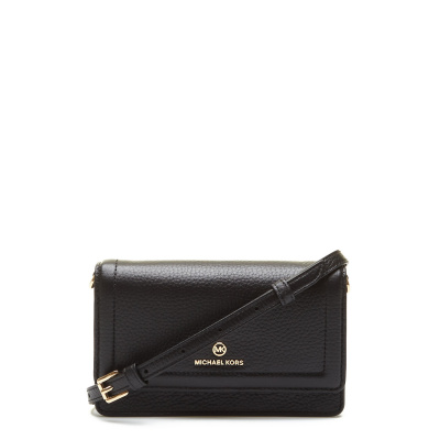 Michael Kors Jet Set Charm Phone Black Crossbody
