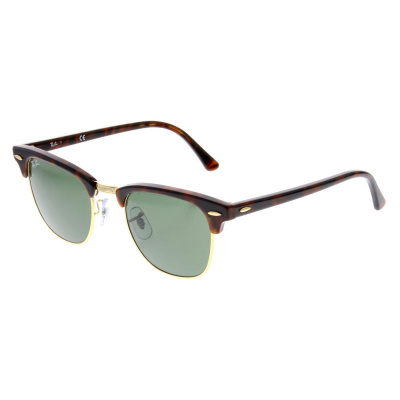 Ray-Ban Clubmaster Sunglasses RB3016 51 W0366