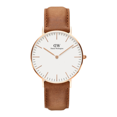 Daniel Wellington Classic Durham horloge (36 MM) DW00100111