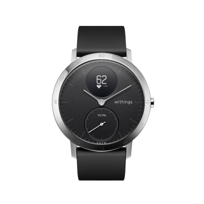 Withings Steel HR watch 3077884