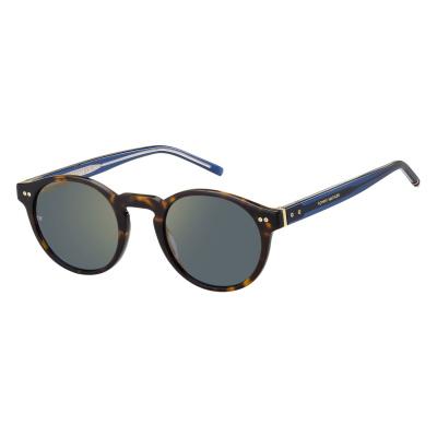 Tommy Hilfiger Havana Zonnebril TH-1795S-086-50-K1