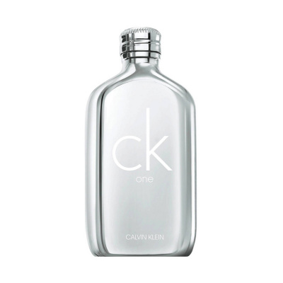 Calvin Klein CK One Platinum Eau De Toilette Spray 100 ml