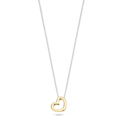 Blush 14 Karaat Gouden Ketting3082BGO (Lengte: 42.00 cm)