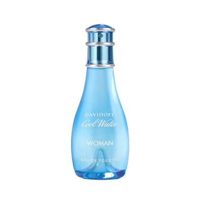 Davidoff Cool Water Woman Eau De Toilette Spray 50 ml