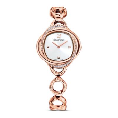 Swarovski Crystal flower Watch 5547626