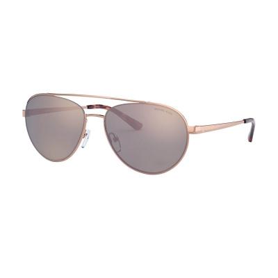 Michael Kors Modern Glamour Rose Gold Zonnebril MK10715911084Z