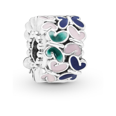 Pandora Moments 925 Sterling Zilveren Butterfly Bedel 797863ENMX