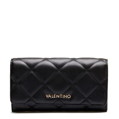 Valentino Bags Ocarina Zip Wallet VPS3KK113NERO