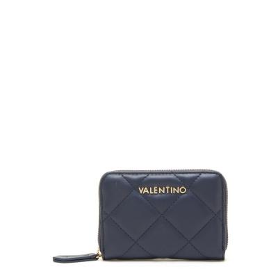 Valentino Bags Zip Wallet VPS3KK137BLU