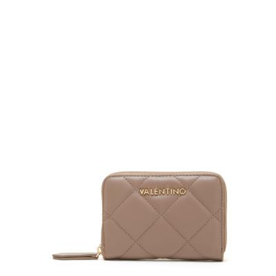 Valentino Bags Zip Wallet VPS3KK137TAUPE