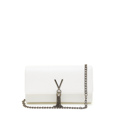 Valentino Bags Clutch VBS1R401GBIANCO