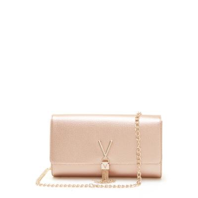 Valentino Bags Clutch VBS1R401GOROROSA