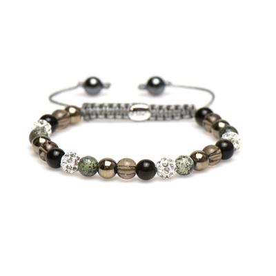 Karma Spiral Maryon Bracelet 83322 (Length: 17.50-19.00 cm)