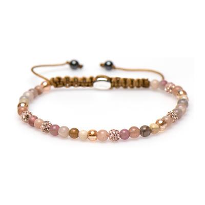 Karma bracelet 84245 (Size: 17.50-19.00 cm)