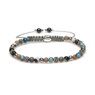 Karma Sprial Fyne Bracelet 84279 (Length: 17.50-19.00 cm)