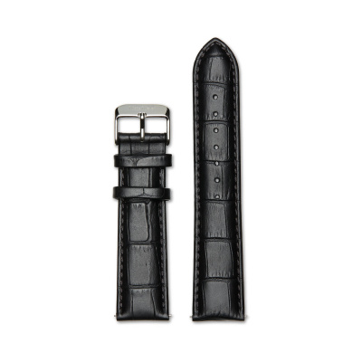 Mats Meier Strap 22 mm Croco Black MM41005