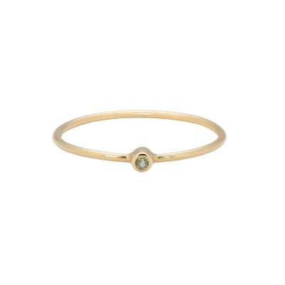 ANNA + NINA Birthstone Ring 19-3M908022G