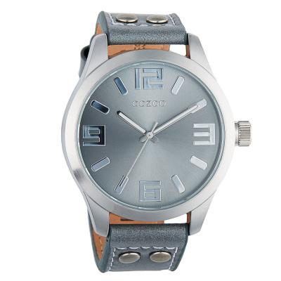 OOZOO Timepieces horloge Grijs C1060 (46 mm)