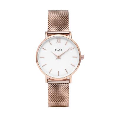 CLUSE Minuit Roségoudkleurig Horloge CW0101203001