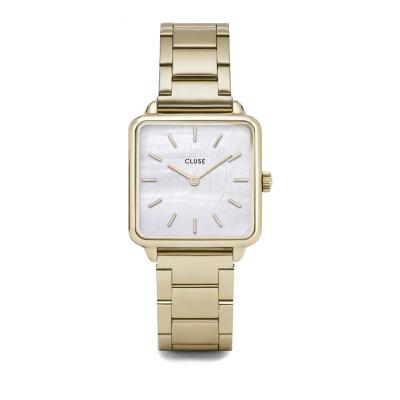 CLUSE La Tétragone Three Link horloge CL60026S