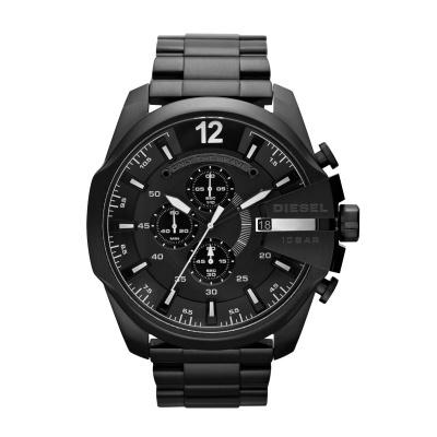 Diesel Mega Chief horloge DZ4283