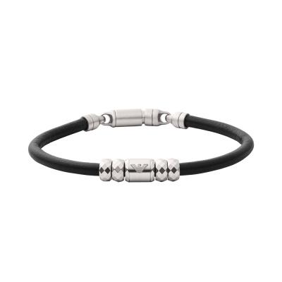 Emporio Armani Zilverkleurige Armband EGS2774040 (Lengte: 18.50 - 19.50cm)