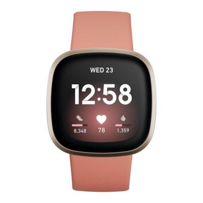 Fitbit Versa 3 Smartwatch FB511GLPK
