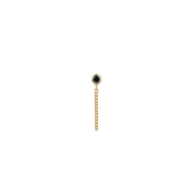 ANNA + NINA Disco Jungle Earrings 20-2M901006GP