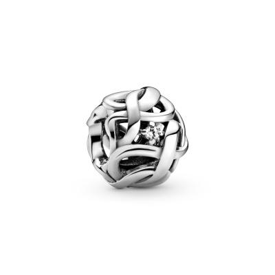 Pandora Moments 925 Sterling Zilveren Infinity Bedel 798824C01