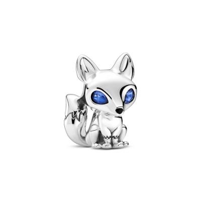 Pandora Passions 925 Sterling Zilveren Fox Bedel 799096C01