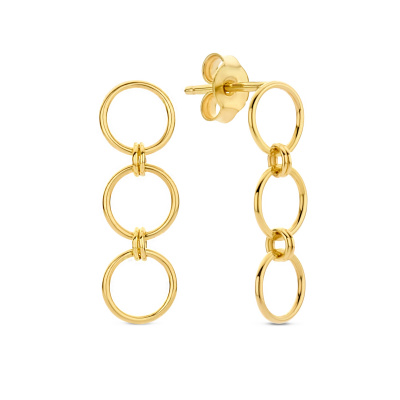 Isabel Bernard Belleville Earrings IB360066
