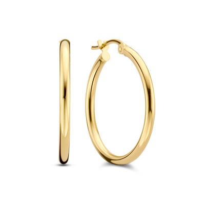 Isabel Bernard Rivoli Hoop Earrings IB360103