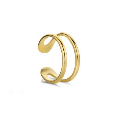 Isabel Bernard Le Marais Chéri 14 Karaat Gouden Ear Cuff IB370010