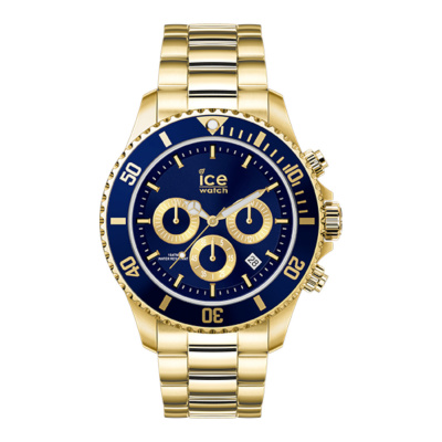 Ice-Watch Steel Goudkleurig horloge IW017674