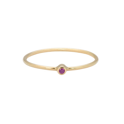 ANNA + NINA Birthstone Ring 19-3M908019G