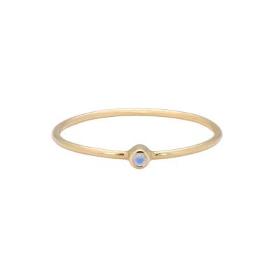 ANNA + NINA Birthstone Ring 19-3M908016G