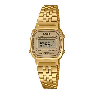 Casio Vintage Watch LA670WETG-9AEF