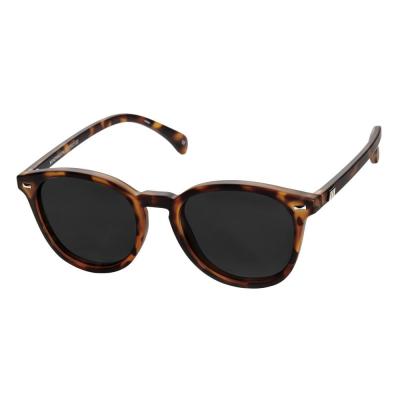 Le Specs Bandwagon Matt Tortoise Polarized Sunglasses LSP1502122