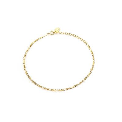 Karma ankle bracelet 21008GP
