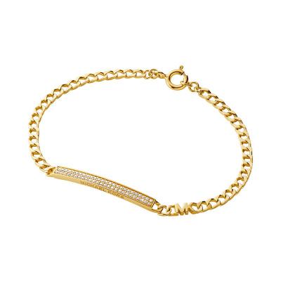 Michael Kors Premium Goudkleurige Armband MKC1379AN710