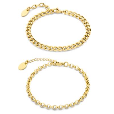 May Sparkle Sparkling Island Bracelet MS90038