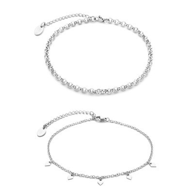 May Sparkle Sparkling Island Anklet MS90041