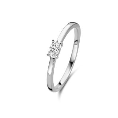 Parte Di Me 925 Sterling Zilveren Bella Vita Milena Ring PDM33010