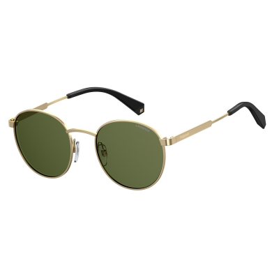 Polaroid Green Gold-coloured Polarized Sunglasses PLD-2053S-PEF-51-UC