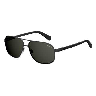 Polaroid Matt Black Polarized Sunglasses PLD-2059S-003-60-M9