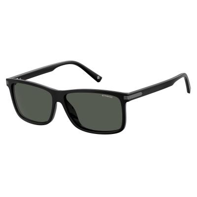 Polaroid Black Polarized Sunglasses PLD-2075SX-807-59-M9