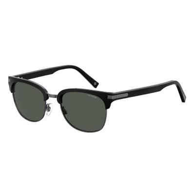 Polaroid Black Polarized Sunglasses PLD-2076S-807-53-M9