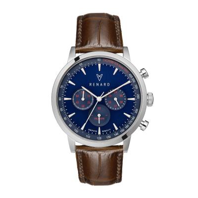 Renard Grande Chrono Watch RC402SS41CBR